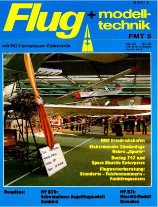 FMT - FLUGMODELL UND TECHNIK 05/1983