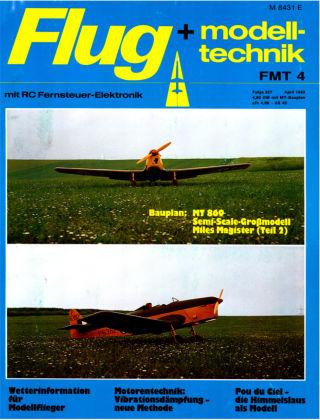 FMT - FLUGMODELL UND TECHNIK 04/1983