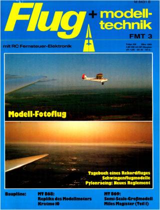 FMT - FLUGMODELL UND TECHNIK 03/1983