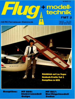 FMT - FLUGMODELL UND TECHNIK 02/1983