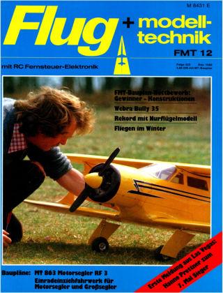 FMT - FLUGMODELL UND TECHNIK 12/1982