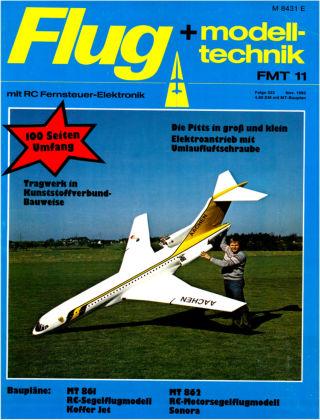 FMT - FLUGMODELL UND TECHNIK 11/1982