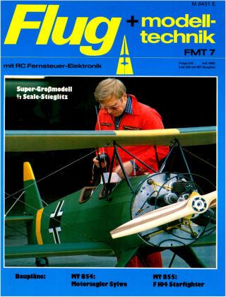 FMT - FLUGMODELL UND TECHNIK 07/1982