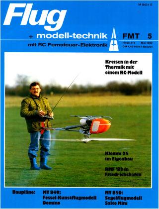 FMT - FLUGMODELL UND TECHNIK 05/1982