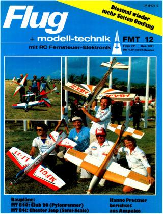 FMT - FLUGMODELL UND TECHNIK 12/1981