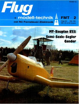 FMT - FLUGMODELL UND TECHNIK 02/1981