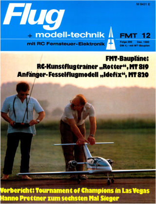 FMT - FLUGMODELL UND TECHNIK 12/1980