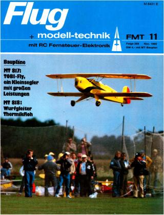 FMT - FLUGMODELL UND TECHNIK 11/1980