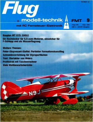 FMT - FLUGMODELL UND TECHNIK 09/1980