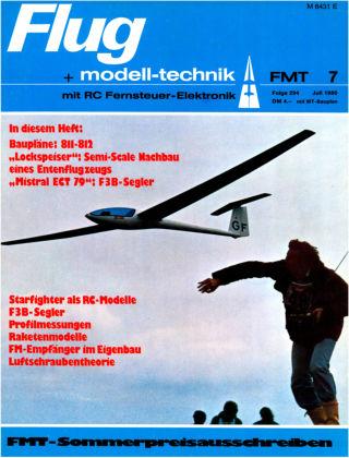 FMT - FLUGMODELL UND TECHNIK 07/1980