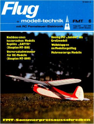 FMT - FLUGMODELL UND TECHNIK 06/1980