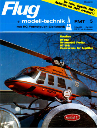 FMT - FLUGMODELL UND TECHNIK 05/1980