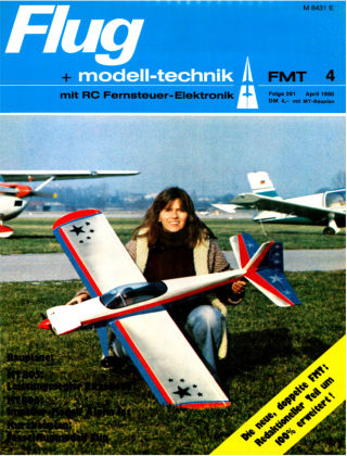 FMT - FLUGMODELL UND TECHNIK 04/1980