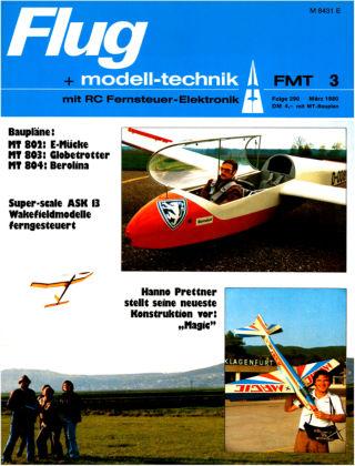 FMT - FLUGMODELL UND TECHNIK 03/1980
