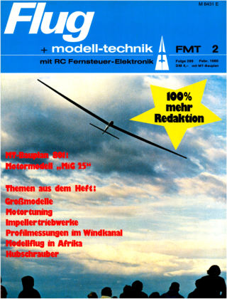 FMT - FLUGMODELL UND TECHNIK 02/1980
