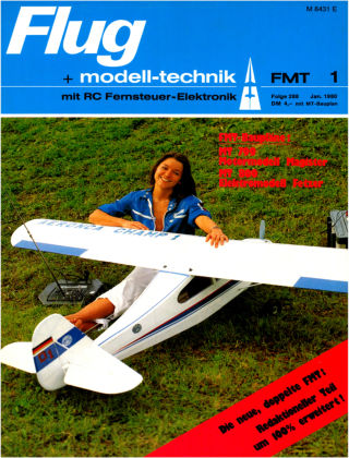 FMT - FLUGMODELL UND TECHNIK 01/1980