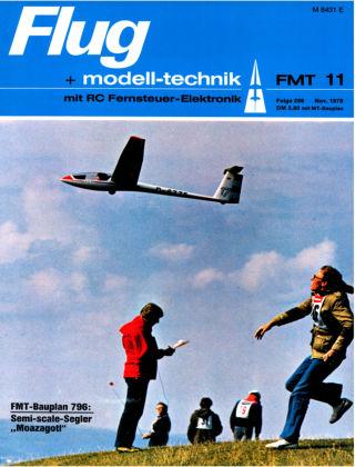 FMT - FLUGMODELL UND TECHNIK 11/1979