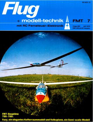 FMT - FLUGMODELL UND TECHNIK 07/1979