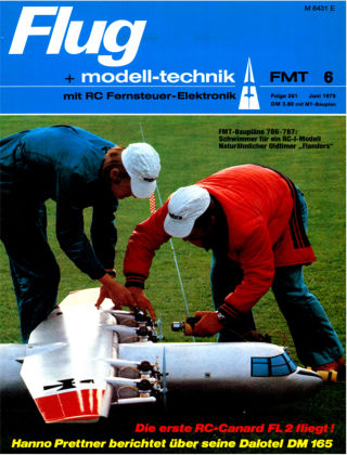 FMT - FLUGMODELL UND TECHNIK 06/1979
