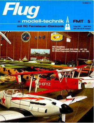 FMT - FLUGMODELL UND TECHNIK 05/1979