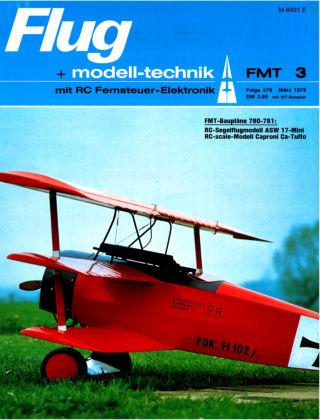FMT - FLUGMODELL UND TECHNIK 03/1979