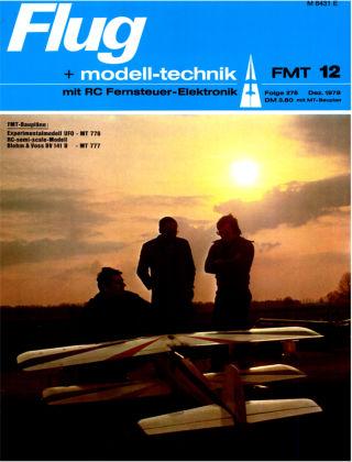FMT - FLUGMODELL UND TECHNIK 12/1978