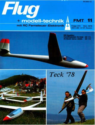 FMT - FLUGMODELL UND TECHNIK 11/1978