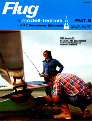 FMT - FLUGMODELL UND TECHNIK 09/1978