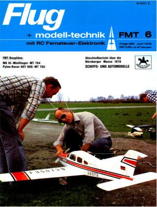 FMT - FLUGMODELL UND TECHNIK 06/1978