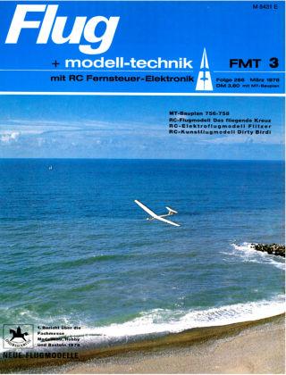 FMT - FLUGMODELL UND TECHNIK 03/1978