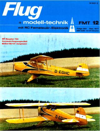 FMT - FLUGMODELL UND TECHNIK 12/1977