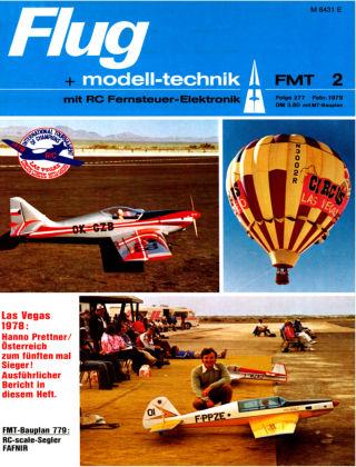 FMT - FLUGMODELL UND TECHNIK 02/1979