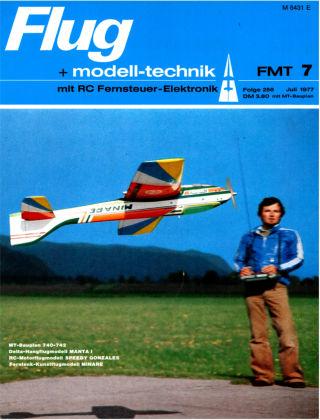 FMT - FLUGMODELL UND TECHNIK 07/1977