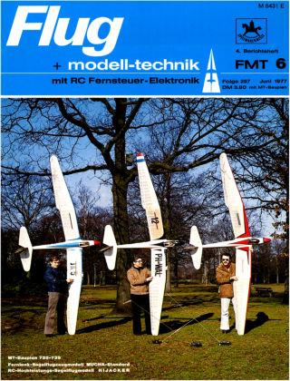 FMT - FLUGMODELL UND TECHNIK 06/1977