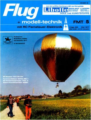 FMT - FLUGMODELL UND TECHNIK 05/1977