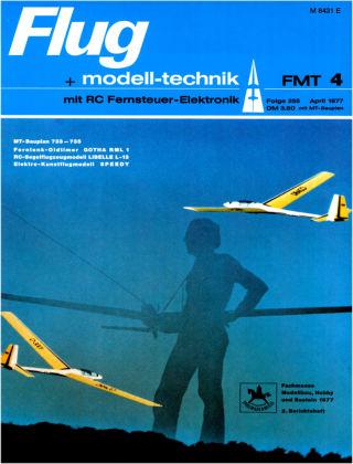 FMT - FLUGMODELL UND TECHNIK 04/1977