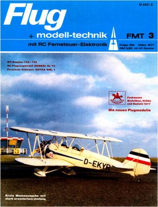 FMT - FLUGMODELL UND TECHNIK 03/1977