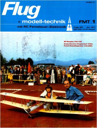 FMT - FLUGMODELL UND TECHNIK 01/1977