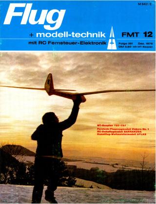 FMT - FLUGMODELL UND TECHNIK 12/1976