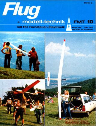 FMT - FLUGMODELL UND TECHNIK 10/1976