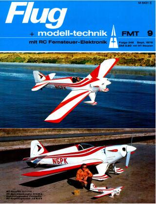 FMT - FLUGMODELL UND TECHNIK 09/1976