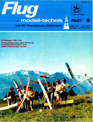 FMT - FLUGMODELL UND TECHNIK 06/1976