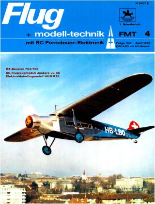 FMT - FLUGMODELL UND TECHNIK 04/1976