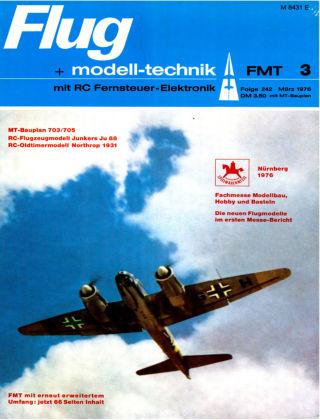 FMT - FLUGMODELL UND TECHNIK 03/1976