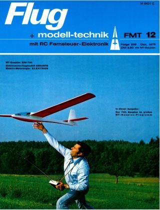 FMT - FLUGMODELL UND TECHNIK 12/1975