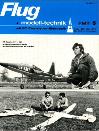 FMT - FLUGMODELL UND TECHNIK 05/1975