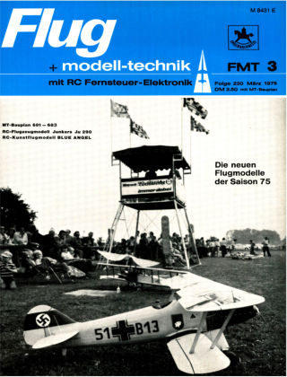 FMT - FLUGMODELL UND TECHNIK 03/1975