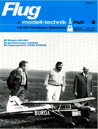 FMT - FLUGMODELL UND TECHNIK 06/1974