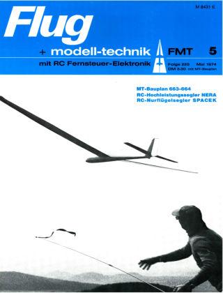 FMT - FLUGMODELL UND TECHNIK 05/1974
