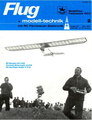 FMT - FLUGMODELL UND TECHNIK 02/1974